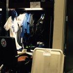 Never mind @MStrooo6 I got a locker!! Locker 1B... http://t.co/ZbEKYcqSts
