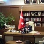Birileri Mhpyi sürekli hayırcı parti olarak nitelediğine göre Mhpde bir hayır var demektir. Devlet Bahçeli İstanbul http://t.co/9DSCPEwcqe