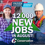 Canada is doing better under @pmharpers Conservative leadership. We need to stay with our low-tax plan. #elxn42 http://t.co/qAfrBNjCCe