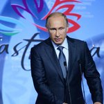 Putin: People flee from Syria because of #ISIS, not Assad regime http://t.co/ICKBeoKuKx http://t.co/1NNsf4gFs4