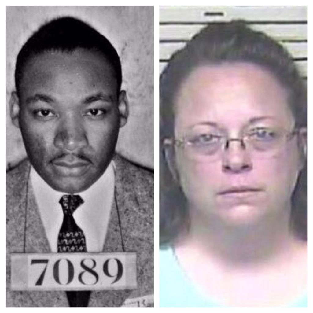 Left, went to jail supporting equal rights. Right, went to jail opposing equal rights http://t.co/Qq054a0eVI