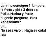 via @Lodiceunloco: #Jaimito: http://t.co/OHwSmSQlol #Maracaibo