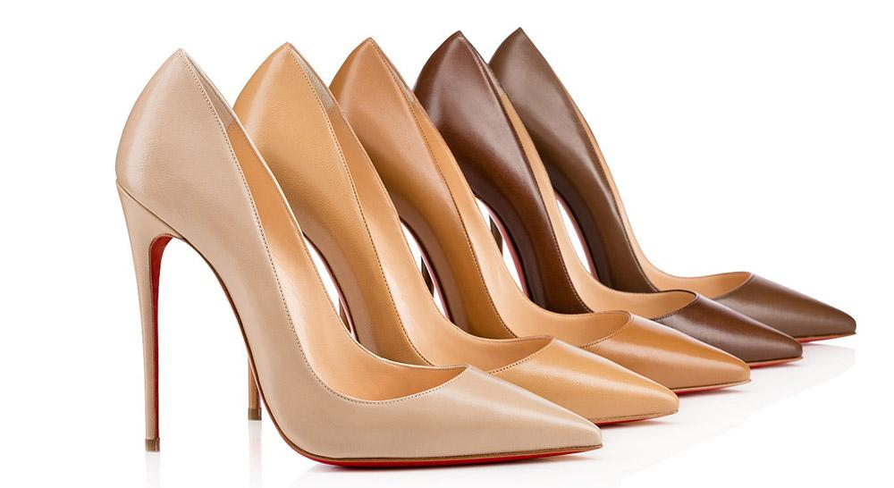 .@LouboutinWorld's Nudes Collection is the answer to all your nude shoe troubles: http://t.co/aEiu9tFD8J http://t.co/B3fq9RH7YQ