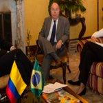 #AméricaLatina | Argentina y Brasil instan al diálogo entre #Venezuela y #Colombia | http://t.co/en28NFHqjO http://t.co/3JY1vYtc1F