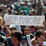How will Europe respond to what many are calling its biggest crisis since WW2? TONIGHT were in Budapest & Berlin http://t.co/PaO2r1YxEa