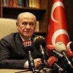 Bahçeli: Medyaya baskı yapanlardan hesap soracağımızı İstanbuldan ilan ediyorum http://t.co/3S2TUt3vgO http://t.co/wK7u7wQVN0