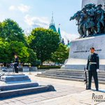 The Regiment at the Tomb of the Unknown Solider in Ottawa #yyc https://t.co/SC11ig3zKX http://t.co/NrDmygl5Ds