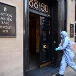 Islington pensioner admits part in Hatton Garden jewellery raid http://t.co/t2TzTd2teG #London http://t.co/0TWcfbP3OH