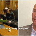 Is @PMHarpers surplus real or imaginary? http://t.co/fBtQQWv7pl #cdnpoli #recession http://t.co/AX224n0qMa