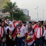 ساحة التحرير اليوم ❤✌ #MyIraq #Iraq #Baghdad #TahrirSquare #العراق #بغداد #مظاهرات_العراق #مظاهرات_4_ايلول #التحرير http://t.co/ihh2tlHw8U