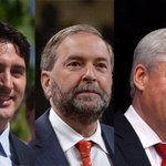 Poll shows 40% of voters think NDP, Liberals, Tories are basically the same. http://t.co/QsyIaXLgIf #Elxn42 http://t.co/x2t2P0oYM3