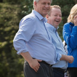 "Whoa! Looks like at least one thing in Canada isnt ""contracting"" #elxn42 #cdnpoli http://t.co/cipxIJiEjI"