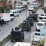 #Video - Çatışmaların yaşandığı Cizre zırhlı araçlarla abluka altına alınmıştı http://t.co/ZD5lDku63Q http://t.co/SjCAPbpbE1
