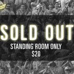 Sold out... BUT standing room only tickets are still available for $20  #GoDucks http://t.co/LdBh0pKFWF http://t.co/4LqcnQIDms