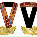 Te presentamos la medalla que te espera en la meta del #MedioMaratónNocturno #Veracruz ¡No te lo pierdas! http://t.co/K1eCEWm9LS