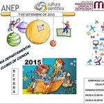7/9 - Feria @ClubesdeCiencia #Rivera en Liceo Nº 1 http://t.co/WuNSINeP5R