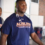 FootballAU: Rolling out! One more day. #FastPhysical #WarEagle http://t.co/U42dPUs8iT
