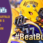 Watch @UAlbanyFootball kick off the 2015 season against Buffalo on @ESPN3 tomorrow! #GoGreatDanes http://t.co/CDm6CU2i0B