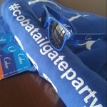 Lots of giveaways at the #cobatailgateparty tomorrow @UKRadioNetwork Wildcat Park (between the orange & blue lots) http://t.co/Q9suxdOBB9