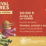 No te pierdas esta noche la función del Festival de Títeres en #Xalapa. #Veracruz http://t.co/UrhFJlDxj3