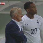 Anthony Martial va faire sa première apparition avec les Bleus. #PORFRA http://t.co/3o3m1sKg4C