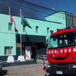 Exitoso simulacro de incendio se realiza en cárcel de Talca http://t.co/tACuGJN865