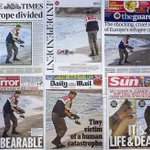 Why photos of Alan Kurdi's lifeless body sparked outrage in a way words never could http://t.co/wuLlNH9xq8 http://t.co/N8DZZK0gNP