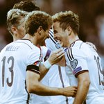 Kein einfaches Spiel, aber Spaß hats gemacht. Spitzenreiter!!! ???? @DFB_Team ????⚽️ http://t.co/skvamxrTv5