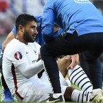 OFFICIEL : Fekir souffre dune rupture du ligament croisé du genou droit ! Il sera absent environ 6 mois ! http://t.co/RLncqrlHTO