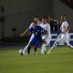 #PANURU | Comenzó el segundo tiempo en el Rommel Fernández, #Uruguay 0-0 #Panamá. http://t.co/1w13LchRfC