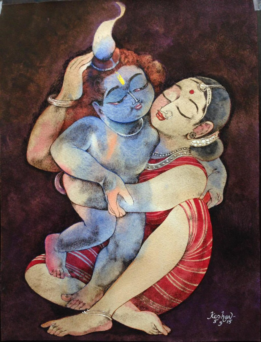 Yashoda Krishna. Jai ho! #krishnafortoday http://t.co/ozh7d3Ap7q