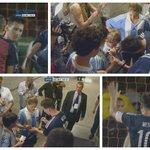 Lionel Messi, protagonista de la noche de Houston: firmó autógrafos y fotos tras el partido: http://t.co/2lOUq2qa41 http://t.co/IVa60dbKnt