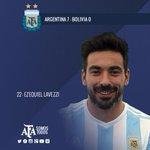 RT si creés que @PochoLavezzi fue la figura del 7-0 ante #Bolivia http://t.co/YJr8vvdDsx http://t.co/FOz0XeX5U0