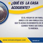 Conoce qué es una casa acogiente | #VolcánCotopaxi http://t.co/03mWQBKcsK