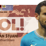 #PANURU Gol de Uruguay, Cristhian Stuani. 36 ST en el Rommel Fernández, #Panamá 0-1 #Uruguay http://t.co/wK99Laegds https://t.co/p9R2Ng3x9M