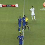 Min81: Gol de Uruguay ¡El fatídico minuto 80! #VamosPanamá http://t.co/WfLXUBEhSL