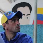 ".@hcapriles: ""todos sabemos que Leopoldo es inocente"" http://t.co/bRkV7HNfyV http://t.co/IkAUPRTrka"