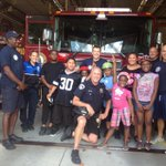 #KiplingBikeClub paid a visit to our friends at Station 10. @MadisonWIFire http://t.co/hcgfKRTzCX