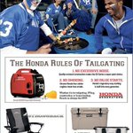 Theres only once place to pick up the best tailgate gear before the big game. @YETICoolers @Strongbackchair #BBN #UK http://t.co/HuK6Cs9yro