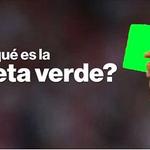 Conoce en dónde se implementará la tarjeta verde y su función » http://t.co/LEkoQnpDVT #fútbol http://t.co/lBX4AF2mPL