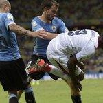 Antes de que arranque el partido el Mono Pereira hará entrega de la pierna costarricense que se llevó en el 2014. http://t.co/TGvxOWA73l