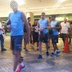 #PANURU | Parte el plantel celeste rumbo al Rommel Fernández. A las 22:30 h, @AUFseleccion vs. @fepafut. http://t.co/heXpjOVYJs