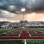Lightning delay at Tates Creek. Photo by Mark Cornelison  staff @heraldleader @HLpreps http://t.co/NEXXexKuRx
