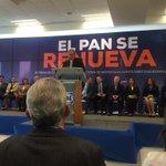 En la toma de protesta del nuevo #CDEGuanajuato encabezada por @HAndradeQuezada http://t.co/IpDJDls5Ht