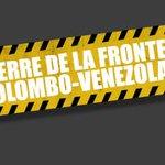 #BastaDeParamilitarismo | ¿Qué ocurre en la frontera colombo - venezolana? | Véalo aquí: http://t.co/xFZ3Em8y6Z http://t.co/l0fxsf3baG