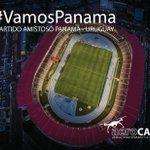 Siempre pendientes a nuestra selección #VamosPanama #MareaRoja #RommelFernandez #PanamaVsUruguay apoyando siempre! http://t.co/33FPSx2WAA