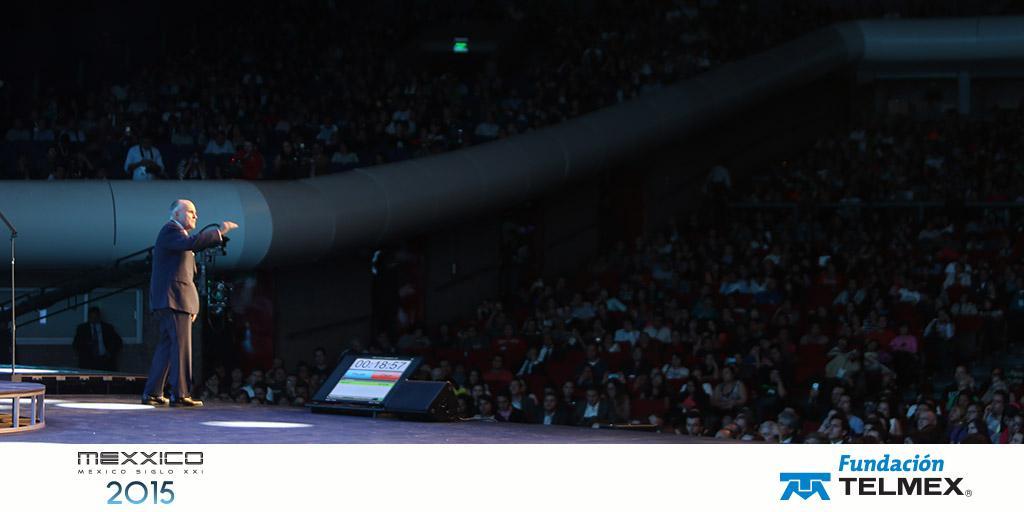 """Hay que amar a las personas para ser líder"" - Rudolph Giuliani  #MSXXI http://t.co/3Yp8sHG2do"