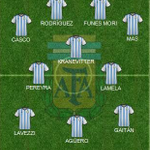 Twitter / @VarskySports: Así forma Argentina vs Bol ...