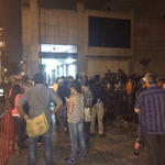 #4S Así está el Palacio de Justicia a la espera de la sentencia de Leopoldo López y Christian Holdack 3360Mudno http://t.co/LzIlVRFgnp