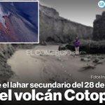 Así se produjo el lahar secundario del 28 de agosto en el #VolcánCotopaxi »  http://t.co/nms5kIjmln Fotos: @IGecuador http://t.co/d8MS0rmMN8